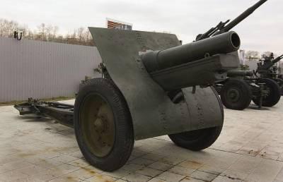 152-мм гаубица образца 1909-30 годов - фото 6