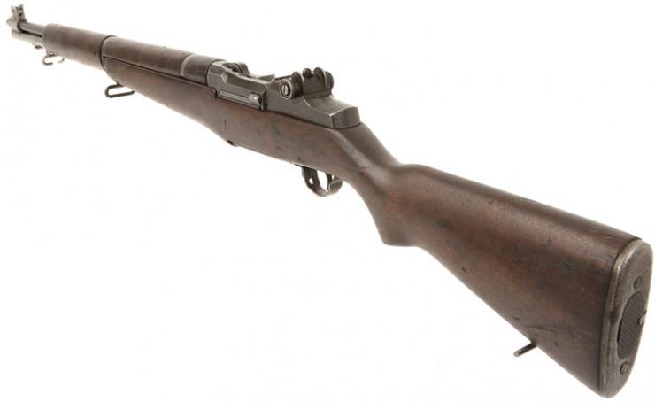 M1 Garand - Винтовки - Пехотное оружие - Каталог статей - Weapons ...