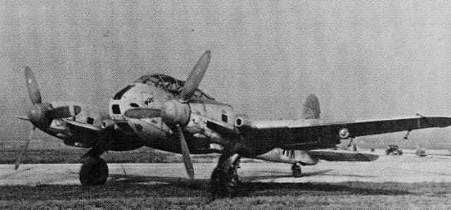 Messerschmitt Me.410 «Hornisse»