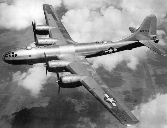 fifi - the worlds only flying b-29 aircraft