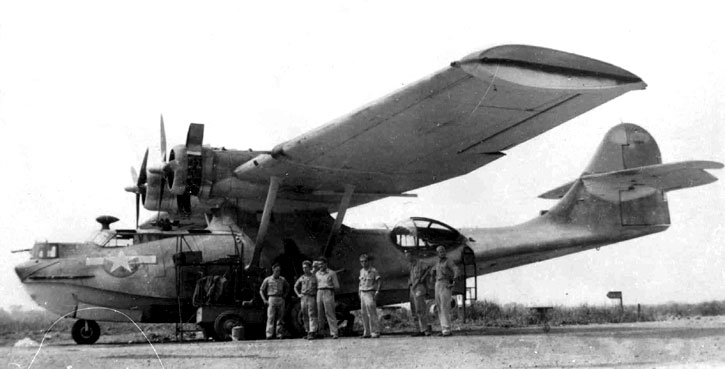 Consolidated PBY-1 Catalina