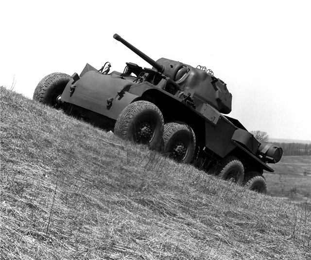 Armored Car T18