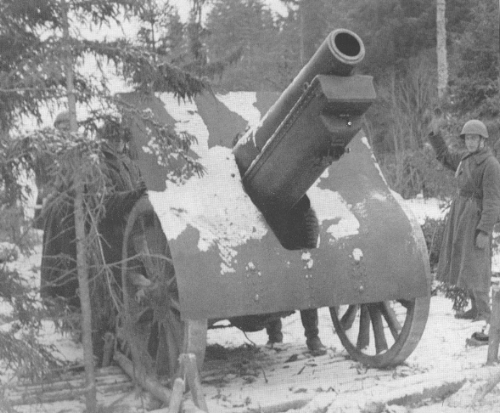 152-мм гаубица образца 1909-30 годов - фото 3