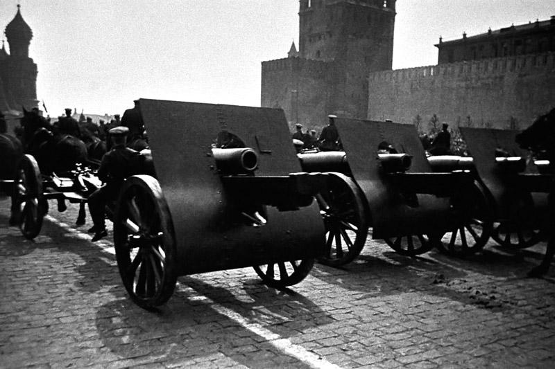 152-мм гаубица образца 1909-30 годов - фото 11